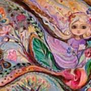 My Little Fairy Nicole Art Print