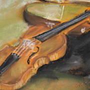 My Lttle Violin Art Print