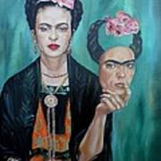 My Own Frida Art Print