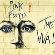 My Pink Floyd Wall Art Print by Todd Spaur