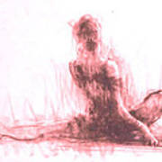 My Private Dance Art Print
