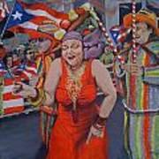 My Puerto Rican Parade Art Print