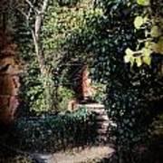 My Secret Garden Art Print