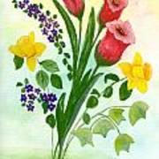 Myriad Colors Art Print