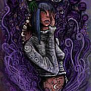 Mysterious Raine Art Print