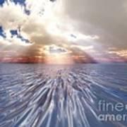 Mystery Sea Art Print