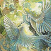 Mystery Art Print by Valerie Graniou-Cook
