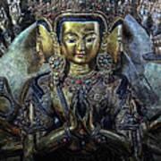 Mystical India Art Print by Joachim G Pinkawa