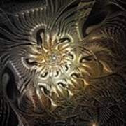 Mystical Metamorphosis Art Print