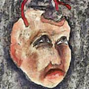 Nagging Doubts Art Print
