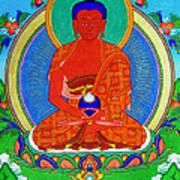 Namo Amitabha Buddha 16 Art Print