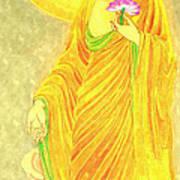 Namo Amitabha Buddha  31 Art Print