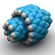 Nano Bearing, Artwork Print by Science Photo Library