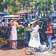 Nantucket Main Art Print