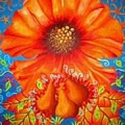Naranj Art Print