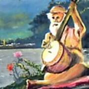 Nareshvar Nath Art Print