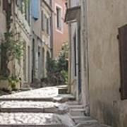 Narrow Lane - Arles Art Print
