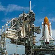 Nasa Space Shuttle Art Print