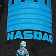 Nasdaq Art Print