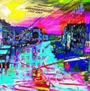 Nasdaq Where Art Print