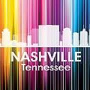 Nashville Tn 2 Art Print