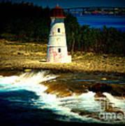 Nassau Lighthouse Art Print