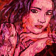 Natalie 1 Art Print