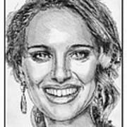 Natalie Portman In 2011 Art Print