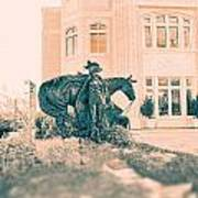 National Cowgirl Museum V2 Art Print