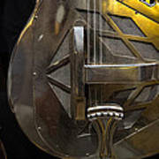 National Guitar Art Print