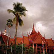 National Museum Of Cambodia Art Print