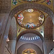 National Shrine Interior Art Print