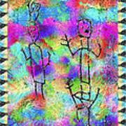 Native Legends II Art Print