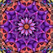 Natural Attributes 15 Square Art Print