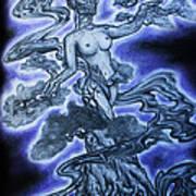 Natural Death Art Print by Katie Osmond