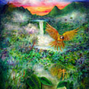 Natural Peace Art Print