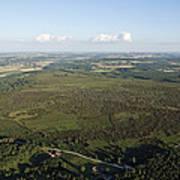 Natural Reserve Of Pinail, Vouneuil Sur Art Print