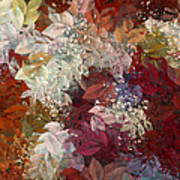 Naturaleaves - 88c02 Art Print