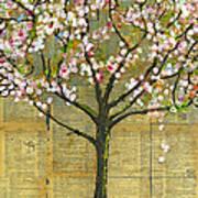 Nature Art Landscape - Lexicon Tree Art Print