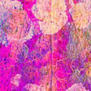 Nature in pink Art Print