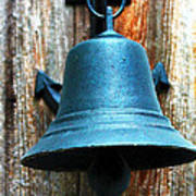 Nautical Bell Art Print