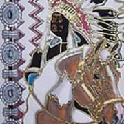 Navajo 02 Art Print