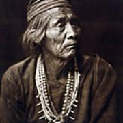 Navajo Medicine Man, C1904 Art Print