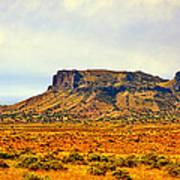 Navajo Nation Monument Valley Art Print
