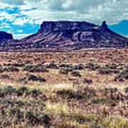 Navajo Reservation Series 1 Art Print