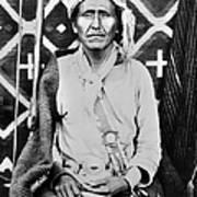 Navajo Shaman, C1880 Art Print