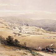 Nazareth Art Print