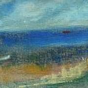 Near Donaghadee Art Print