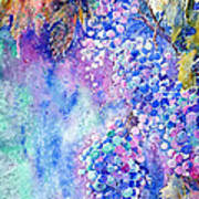 Nectar Of Nature Art Print by Zaira Dzhaubaeva