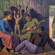 Negro Spritual, 1959 Art Print